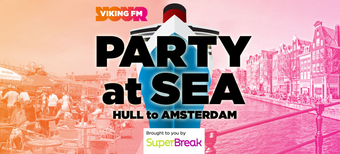 Viking Party Boat Party at Sea | Viking fm